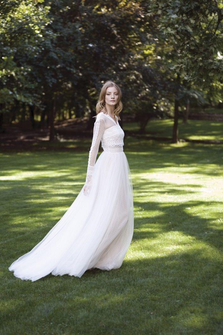 Divine Atelier 2017 Wedding Dresses | itakeyou.co.uk #weddingdress #weddingdresses #bridaldress