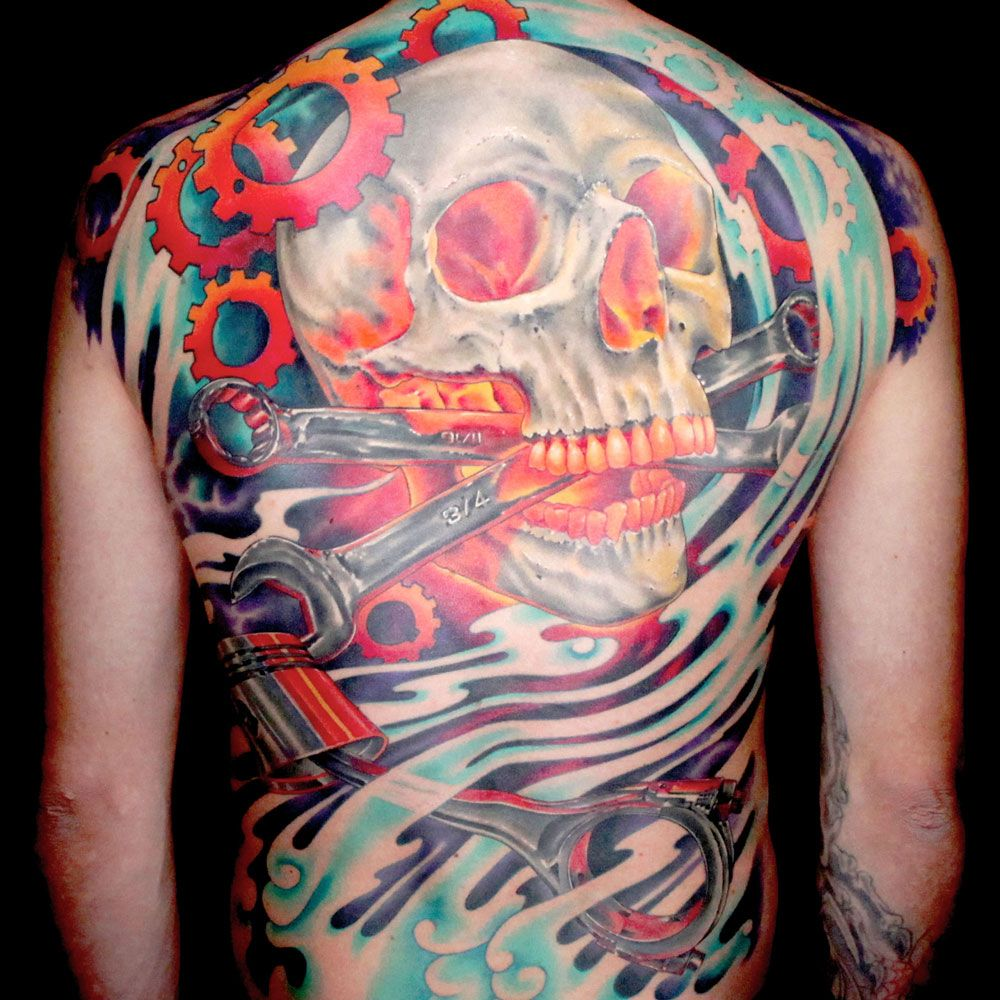 Master Canvas by Cleen Rock One (With images) Ink master