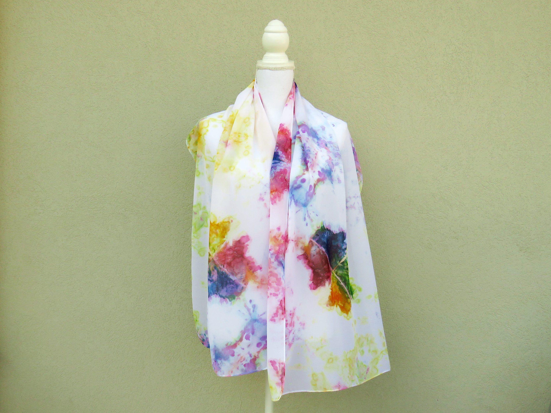 online retailer 22fd9 1231a Sciarpa hippie handmade, decoro hippie, vestiti hippie ...