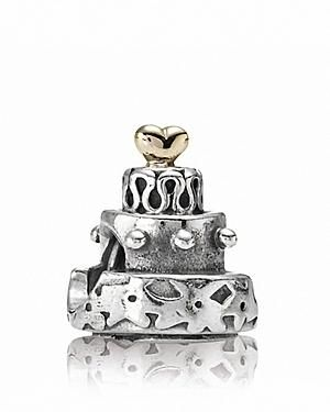 Pandora Charm Pandora Charms Pandora Wedding Wedding Cake Charms