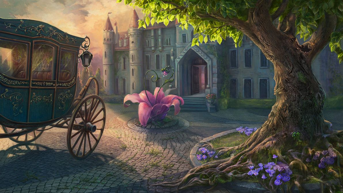 in front of the palace by Vasilisa-boo on DeviantArt