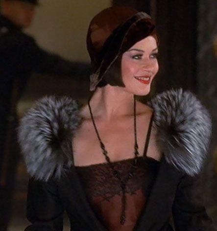 Catherine Zeta-Jones as Velma Kelly (Chicago)
