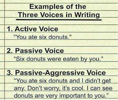passive to active voices Tip sheet active and passive voice grammatically correct writing is good  but not all grammatically correct writing is equally good better writers have.