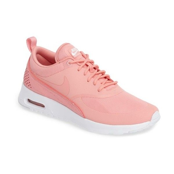 Womens NIKE AIR MAX THEA Sport Fuchsia Synthetic Trainers 599409 605