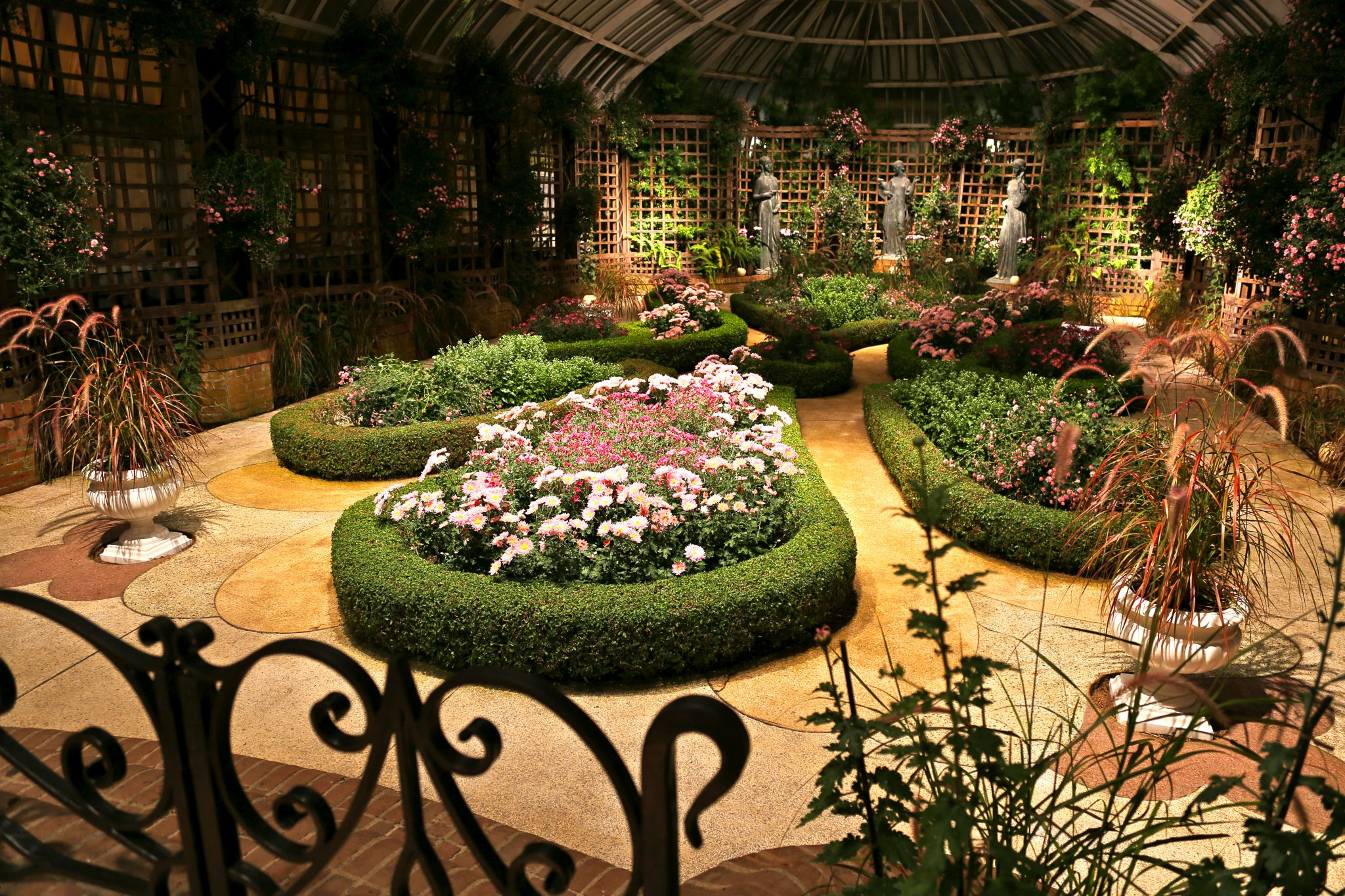 Fall Flower Show opens October 19! Thousands of chrysanthemums will ...