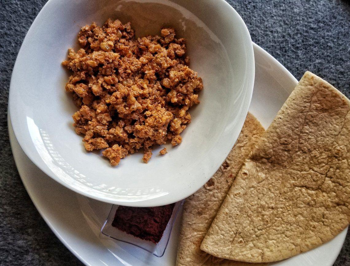 Easy walnut meat recipe vegan recipes walnut