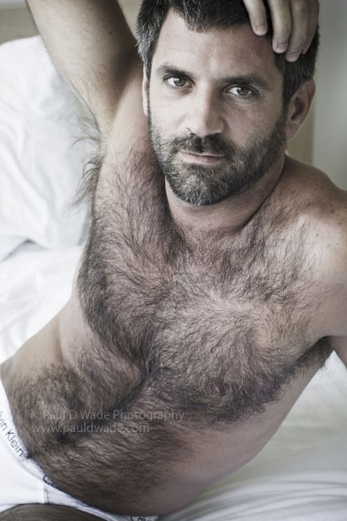 Hairy mature provoke