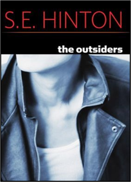 Image result for the outsiders different covers