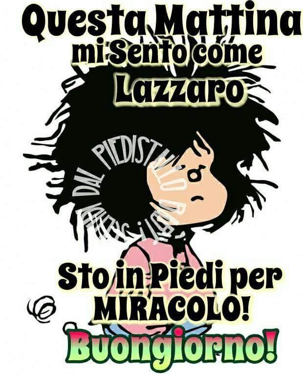 Buongiorno Mafalda Buongiorno Immagini Buongiorno