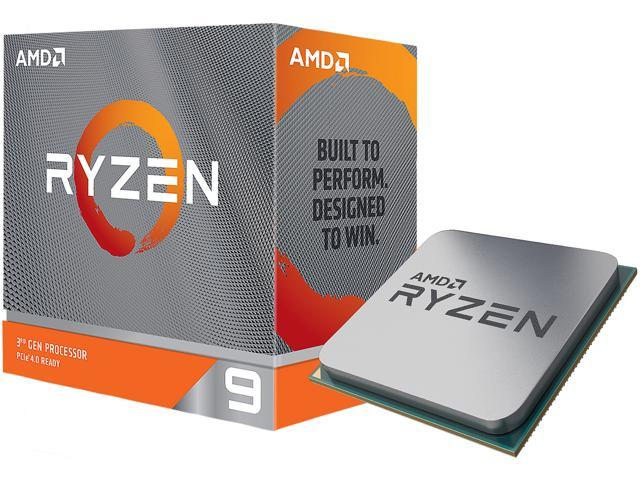 Amd Ryzen 9 3950x 16 Core 3 5 Ghz Socket Am4 105w 100 100000051wof Desktop Processor Amd Processor Sockets