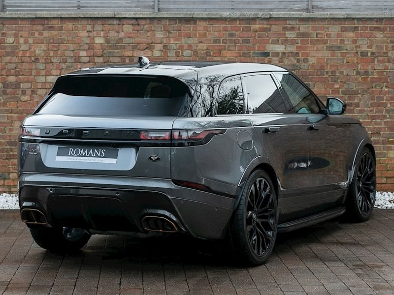 2018 Used Land Rover Range Rover Velar RDynamic Hse in