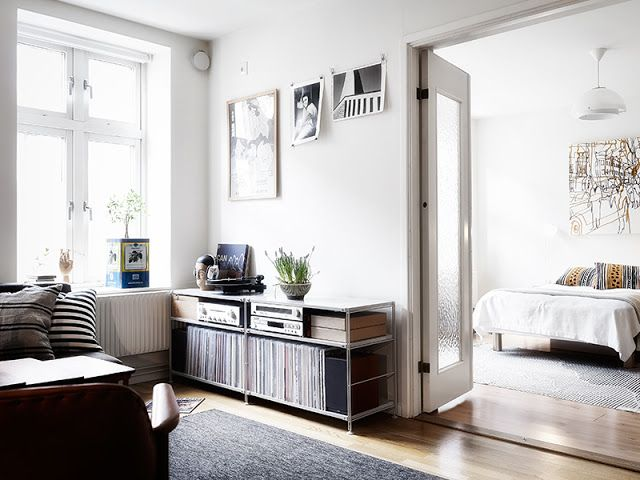 my scandinavian home Apartment with a mid-century touch home II
