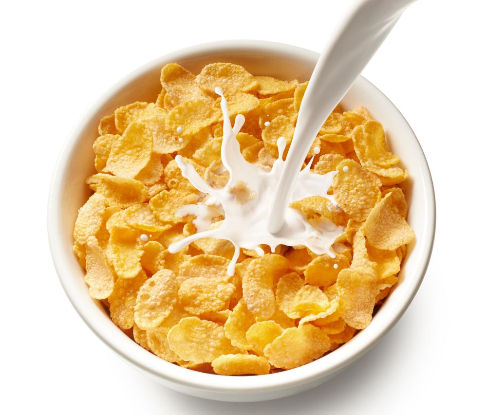 Image For Bowl Of Cereal
