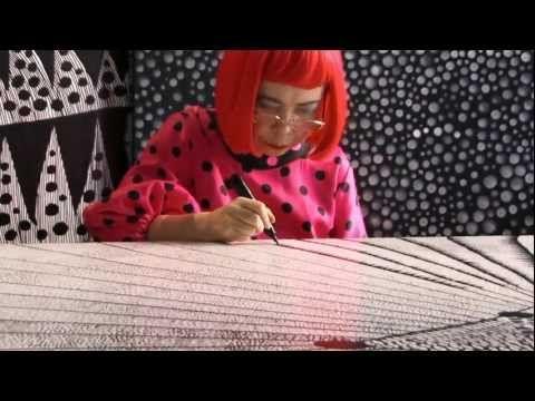 Yayoi Kusama, A Life in Dots