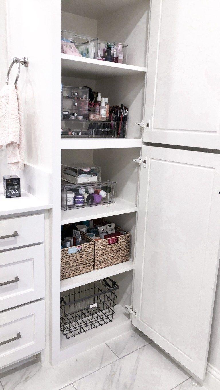 Bathroom Organization | Dani Austin | Dallas Fashion Blogger