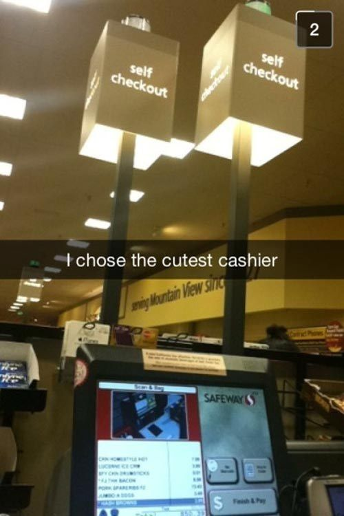 Image of: Autoplay When This Woman Gave Her Selfconfidence Boost The 25 Funniest Things Ever Snapchatted Pinterest When This Woman Gave Her Selfconfidence Boost Find The