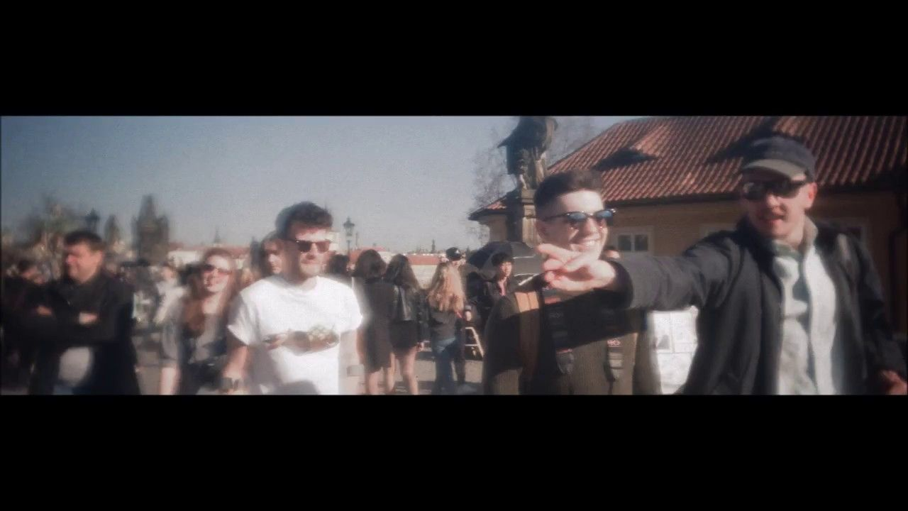 "Lomokino Film: Prague in Analogue ft. Flavour Nurse ""Maybe"""