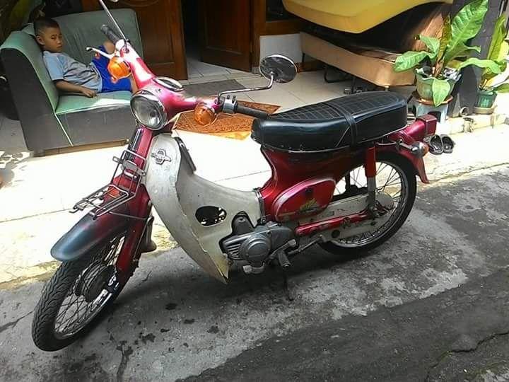 Jual Bebek Jadul C70 Merah Jogja Lapak Mobil Dan Motor Bekas
