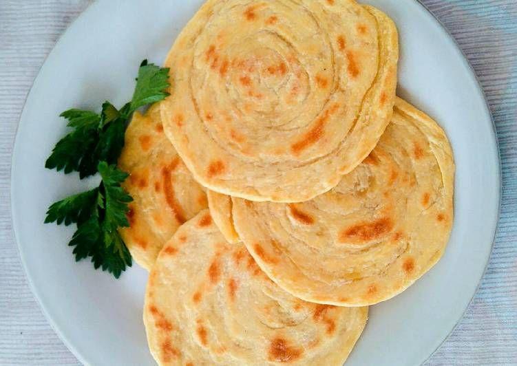 Resep Roti Maryam Roti Cane Oleh Iffa Resep Rotis Resep Masakan Masakan