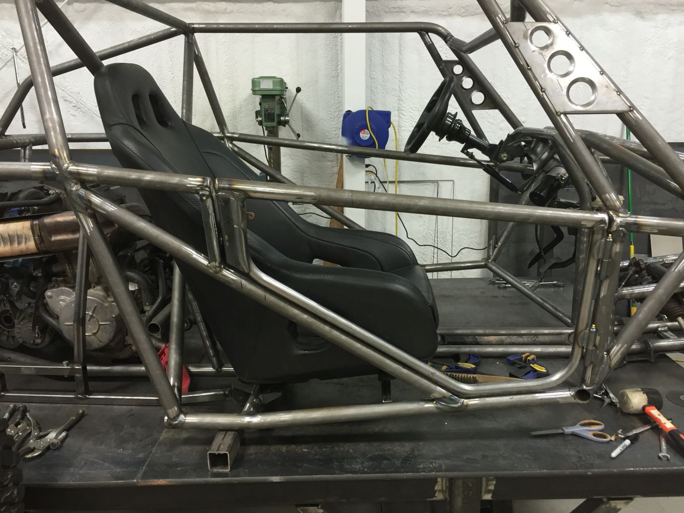 Rzr Buggy Tube Chassis Doors Fabrication Sand Rail