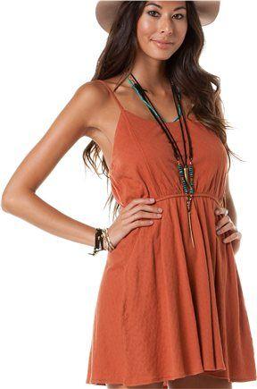 RVCA TAMBOURINE DRESS Image