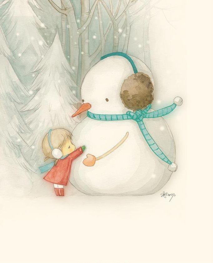 Ato Recover Baby Pinterest Ilustraciones Dibujo Y Navidad - Dibujos-originales-de-navidad