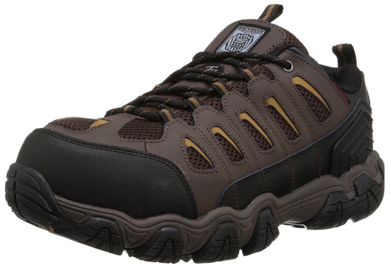 Skechers for Work Men's Blais SteelToe Hiking Shoe