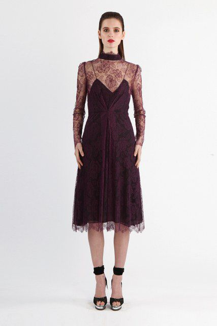 Catherine Malandrino | Pre-Fall 2012 Collection | Vogue Runway