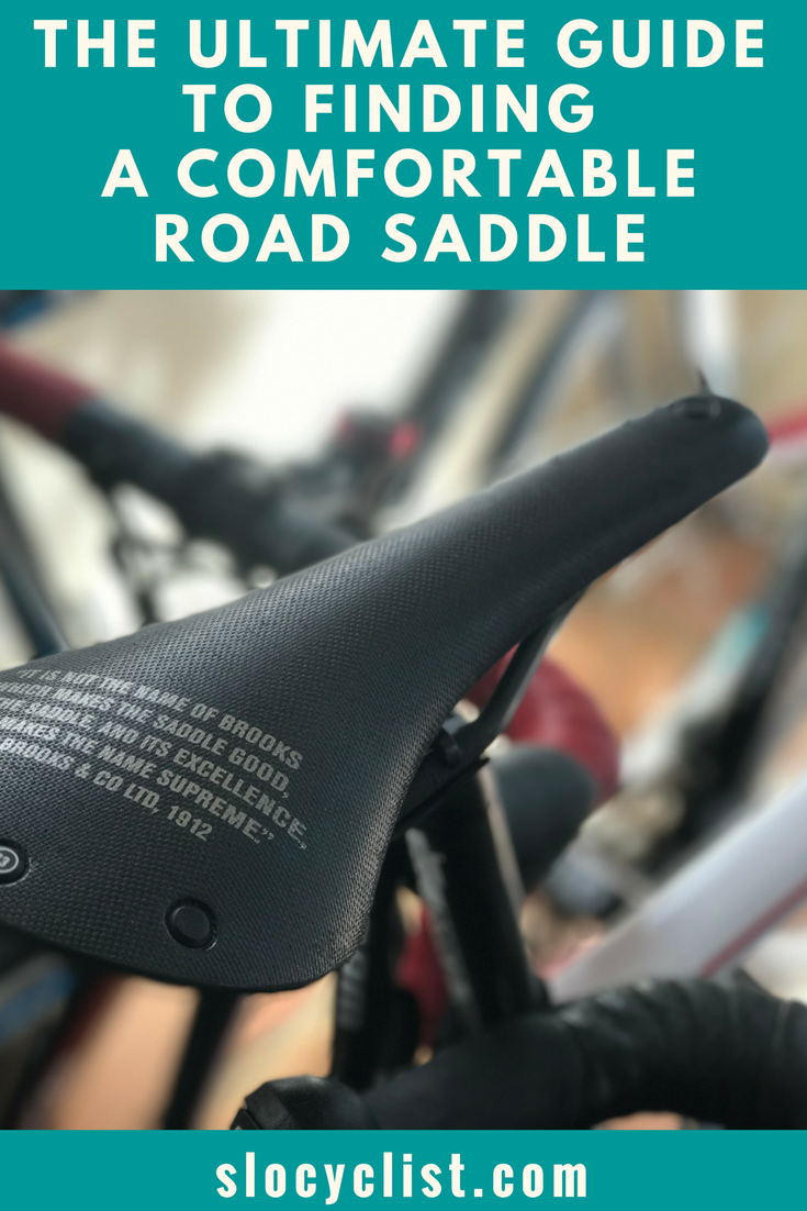 The Ultimate Guide To Finding A Comfortable Bike Saddle Comfort
