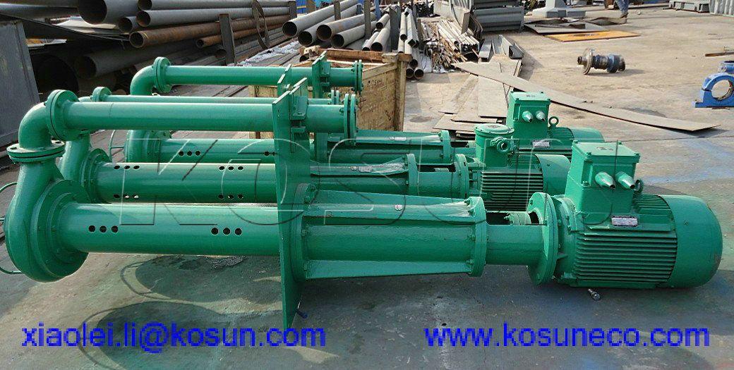 KOSUN SubmersibleSlurryPump, Fighter