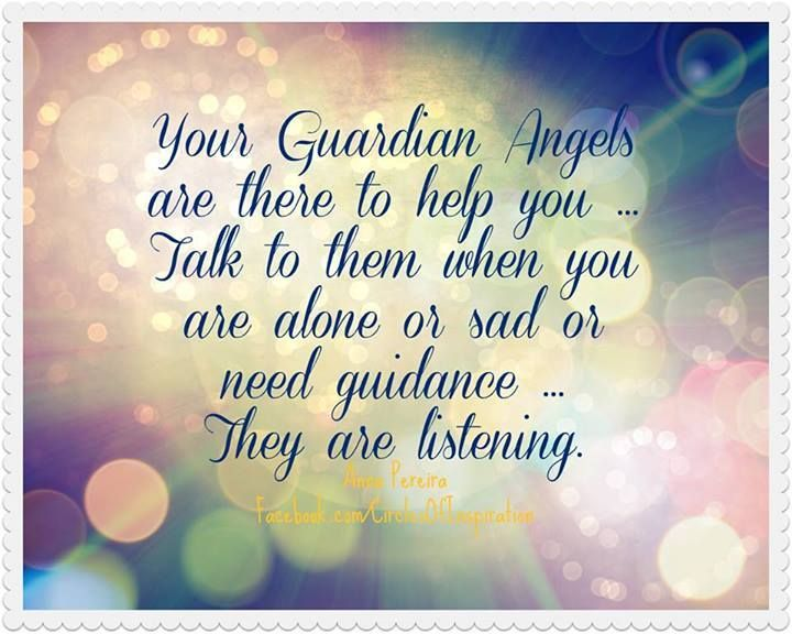 Inspirational Quotes About Guardian Angels. QuotesGram ...