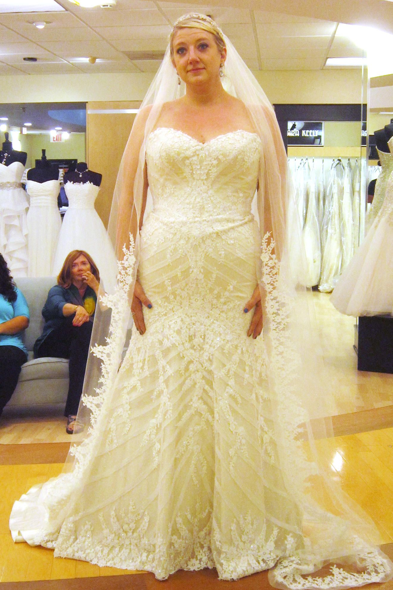 Matthew Christopher Sofia Dress I Just Saw This On Say Yes To The Atlanta Season 8 Episode 12 And Fell In Love With It: Matthew Christopher Sofia Wedding Dress At Websimilar.org