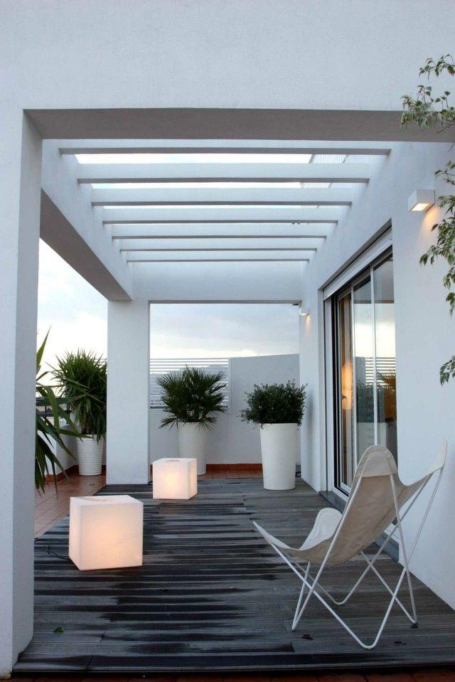 Terrazas preciosas ideas atractivas para el exterior for Casas de madera minimalistas