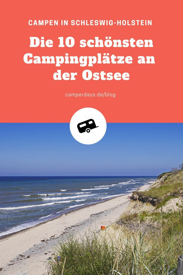 Photo of Top 10: Do you want to travel to the #Ostsee with the #Mobile home? We show you where you can …