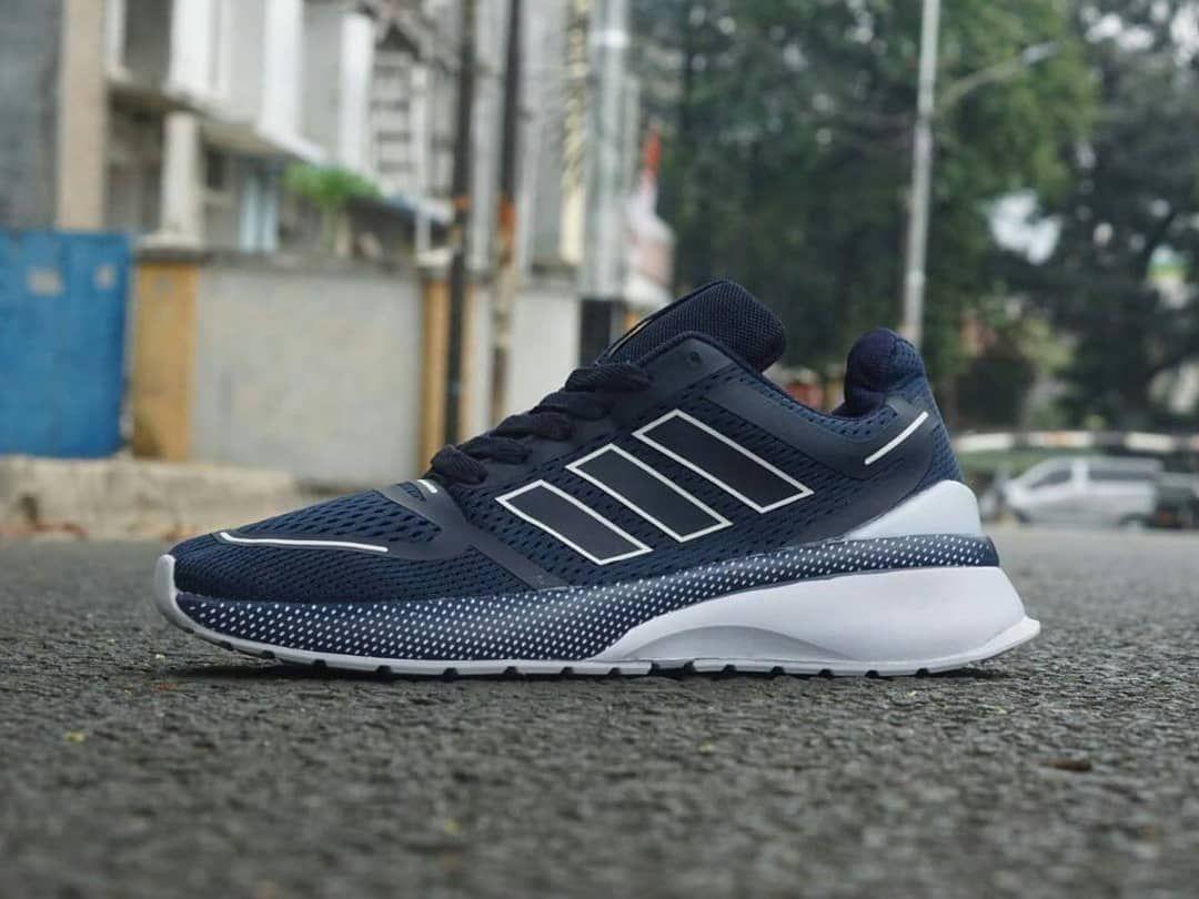 Newarrival Adidas Cloudfoam Size 39 44 Harga Rp 245 000