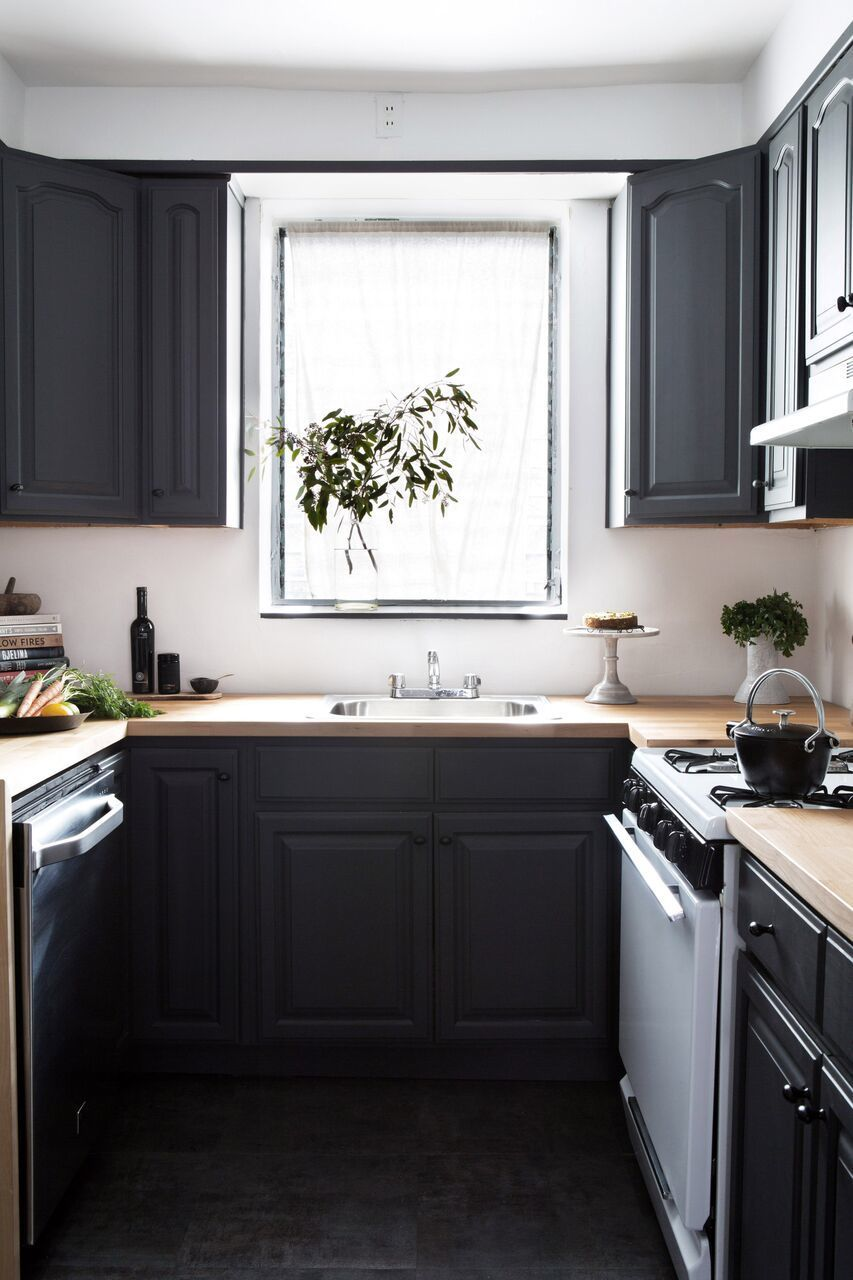 kitchen of the week: a low-cost before/after kitchen in brooklyn