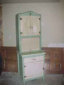 Hoosier Cabinet Rare Apartment Size 275 Sturbridge Area