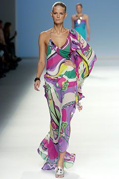 Emilio Pucci Spring 2005 Ready-to-Wear Collection Photos - Vogue