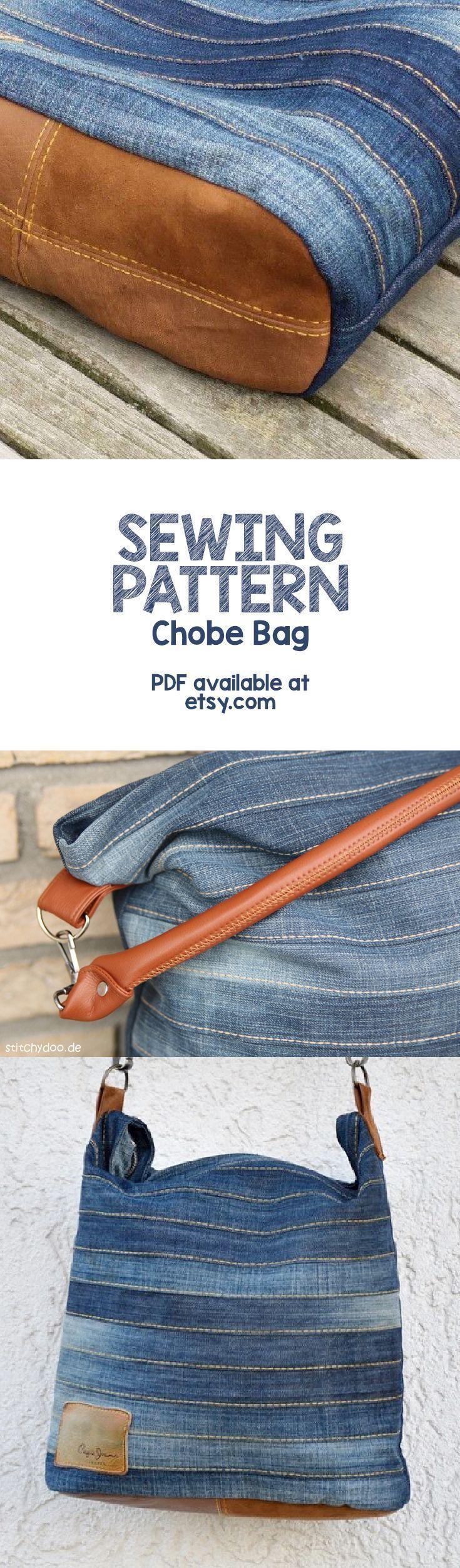 45 Free Printable Sewing Patterns | Pinterest | Taschen nähen ...