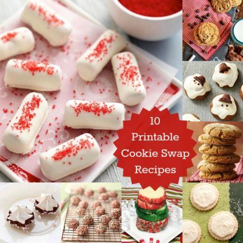 cooooookies! Yummy Pinterest Recipe and Cookie swap