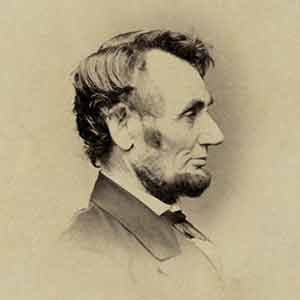Abraham Lincoln fought clinical depression all his life. He often turned to the bible to help manage his depression...