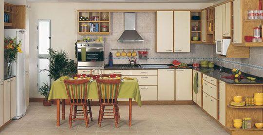 Ambientacion muebles de cocina kitchen pinterest for Amoblamientos de cocina precios
