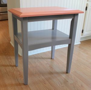 End Table Update Take 2 | Finding Purpose