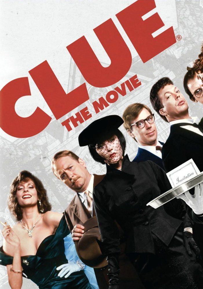 Clue (1985) IMDb Full movies online free, Full movies