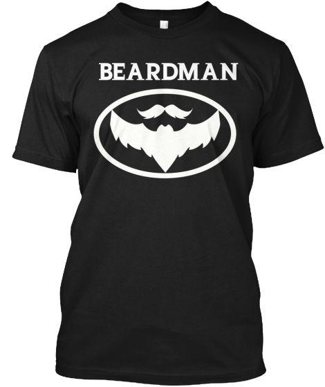 I AM BEARDMAN | Teespring