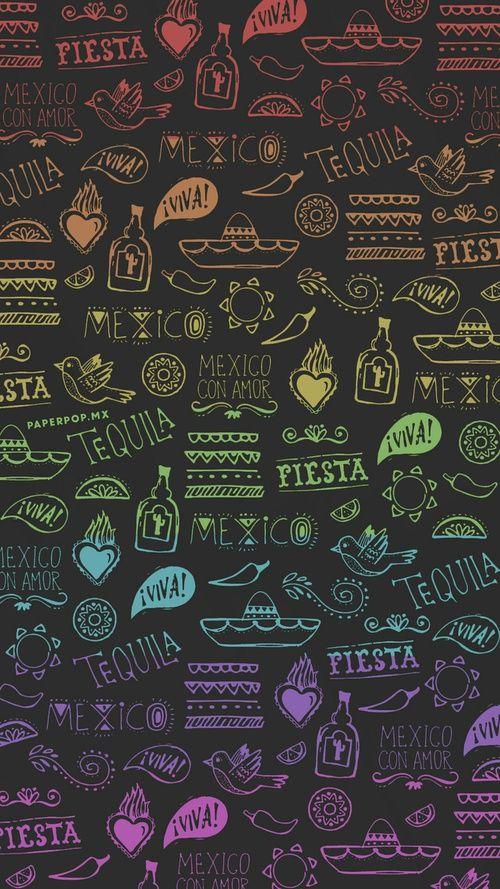 wallpaper, méxico, and mexicano image