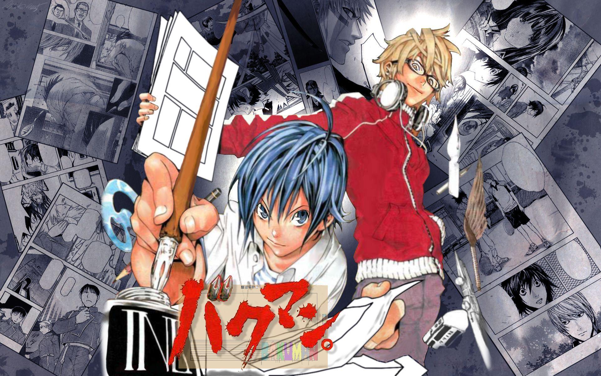 bakuman anime anime images manga anime bakuman anime anime images manga anime