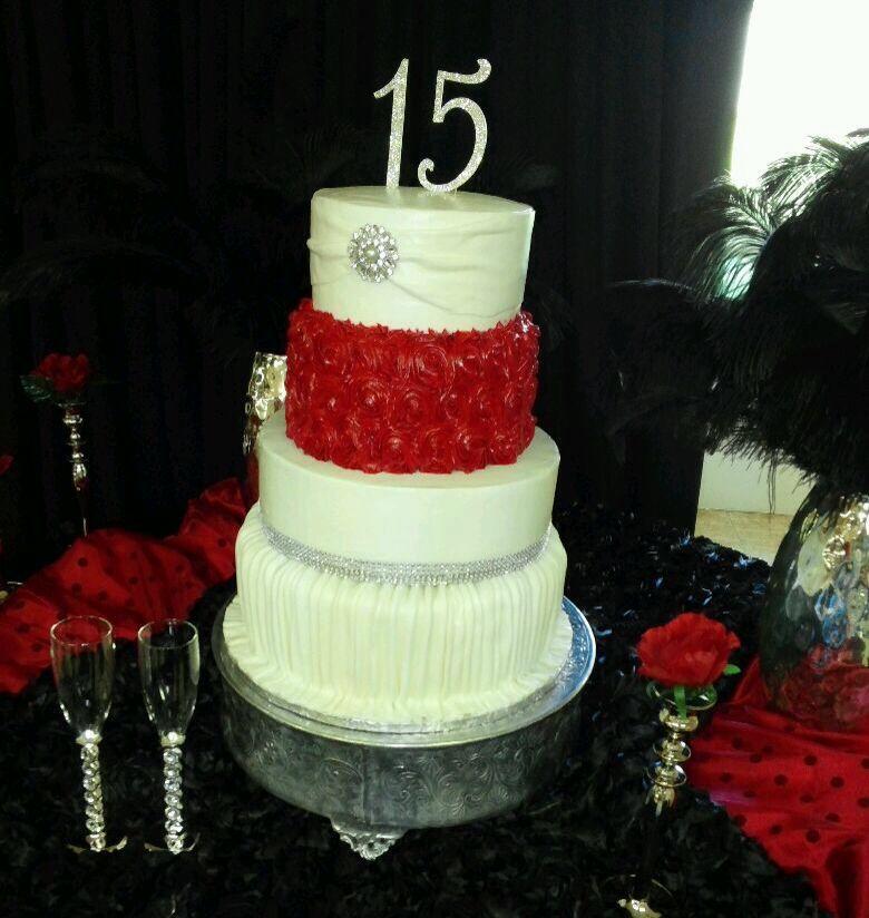 15th anniversary cake 15th anniversary desserts