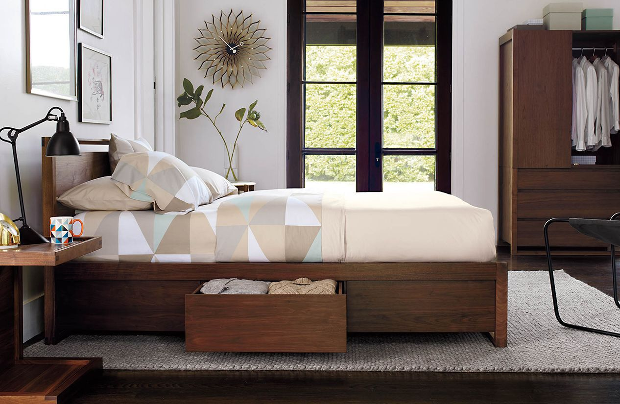 Storage Beds Because We Could All Use a Little More Space Storage