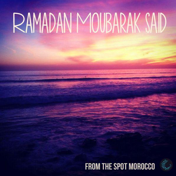 Ramadan Moubarak Said to all! #surf #morocco #ramadan